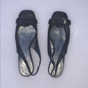 Woman's size 6.5 Nine West heels